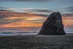 Fort_Bragg_Sunset_Rock-3