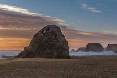 Fort_Bragg_Sunset_Rock_2-6